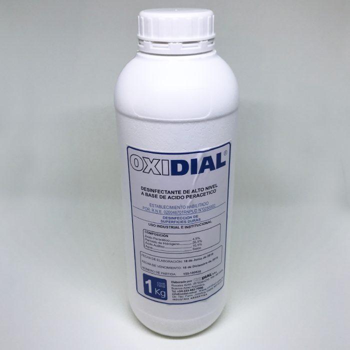 Ácido peracético – Oxidial