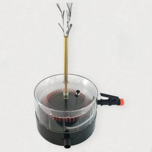 Lavadora de botellas hidraulica