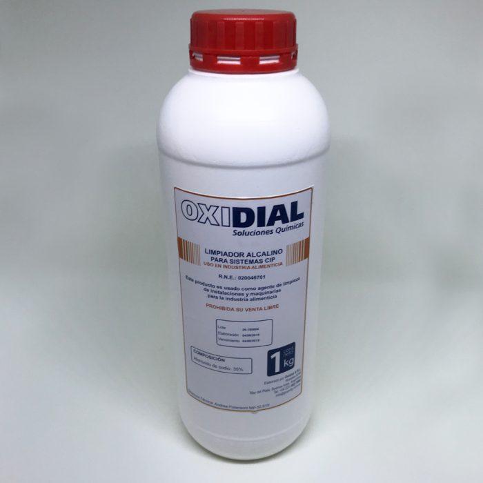 Limpiador alcalino – Oxidial
