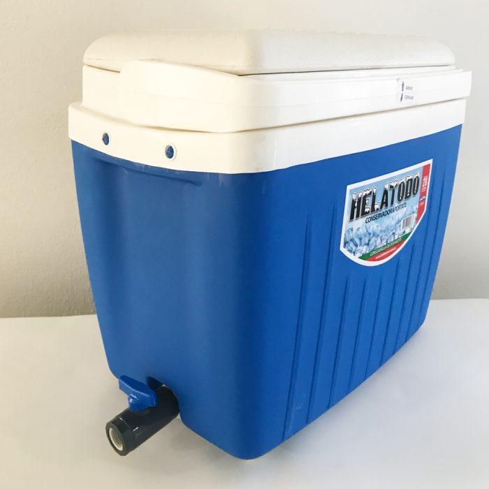 Maceradora de 28 litros con Chupapalmer y valvula