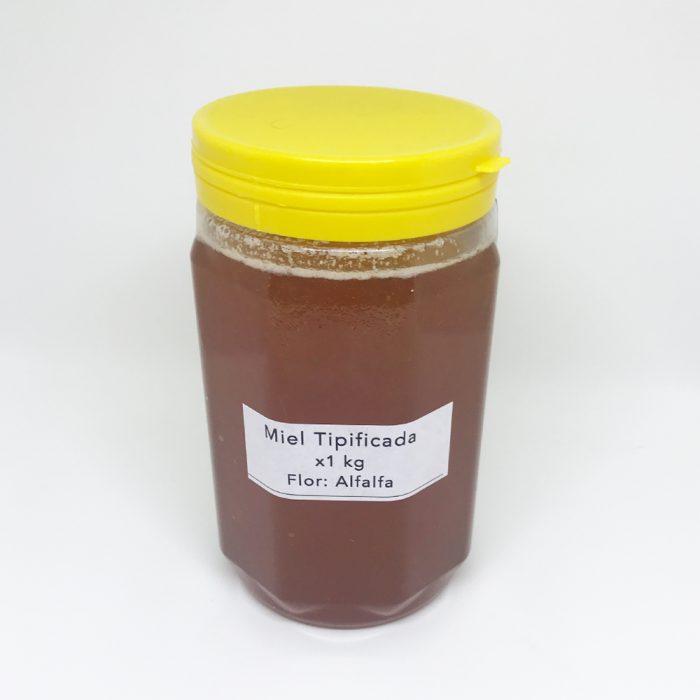 Miel tipificada – Flor de alfalfa