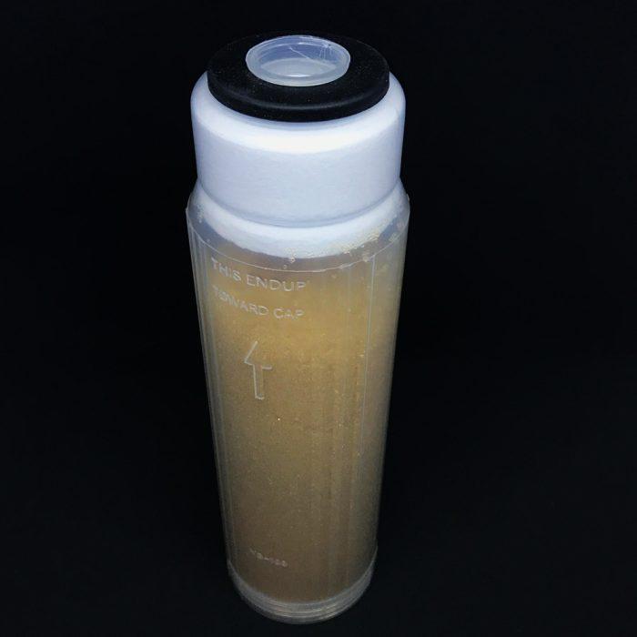 Filtro de resina aniónica 10″