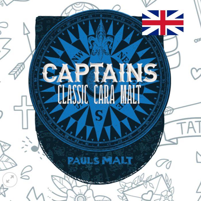 Classic Cara Malt (Captains) (Caramel 10) – Pauls Malt