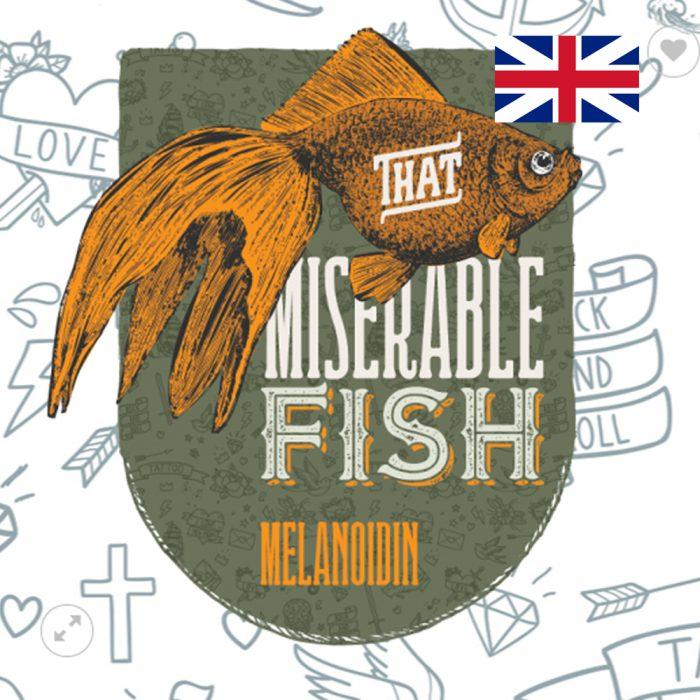 Melanoidin (Miserable Fish) – Pauls Malt