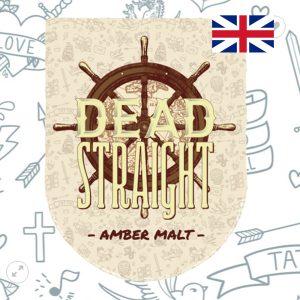 AMBER MALT DEAD STRAIGHT