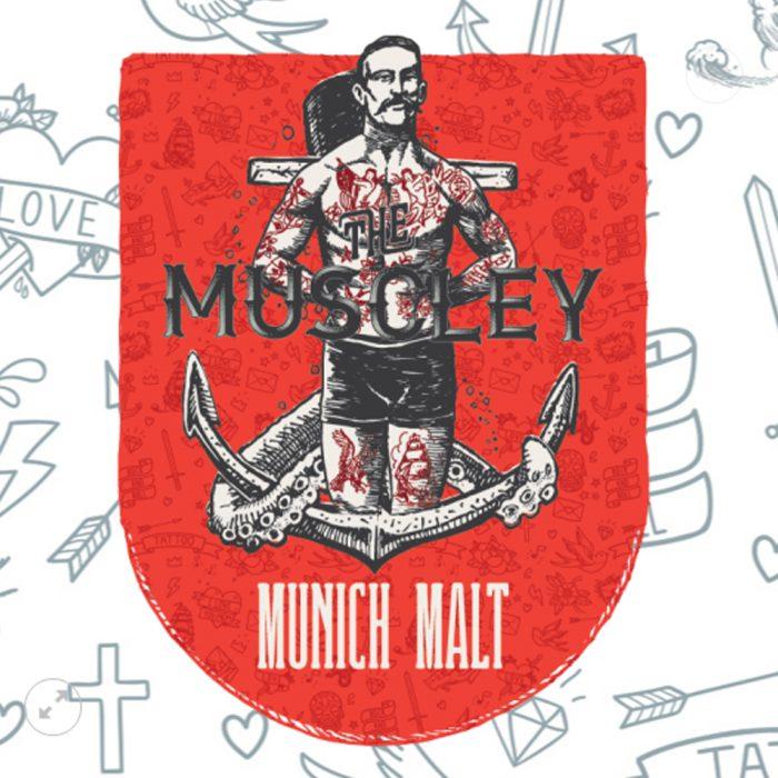 Munich Malt (The Muscley) – Pauls Malt