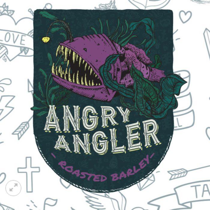 Roasted Barley- Cebada Tostada (Angry Angler) – Pauls Malt
