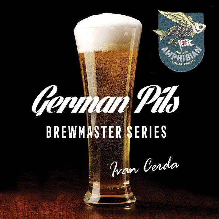 German Pils – Brewmaster Series (Ivan Cerda)